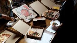 Wildlife Day Ian's Pizza