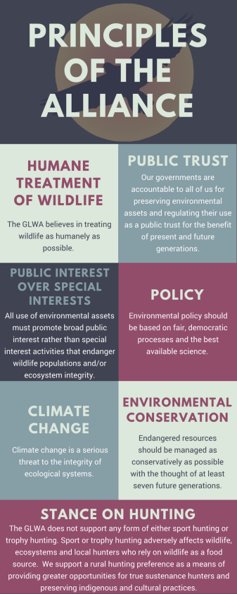 Principles of the GLWA