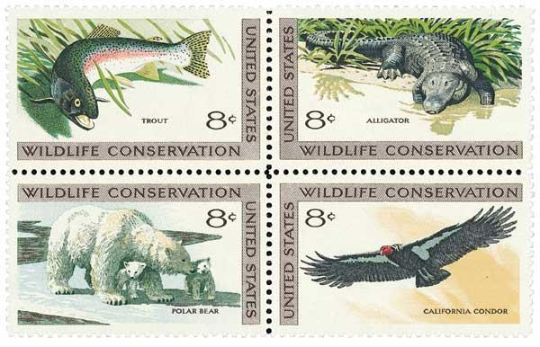 wildlife stamp